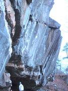 Rock Climbing Photo: Rumney Fall