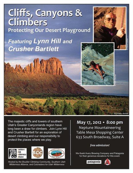 Rock Climbing Photo: May 17 Neptune event.