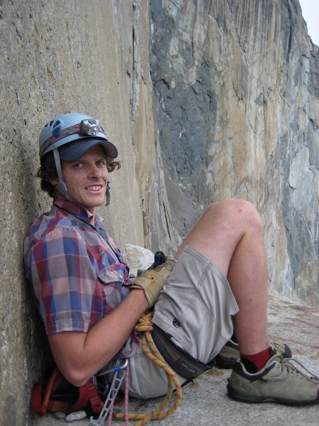 Rock Climbing Photo: El Cap Tower