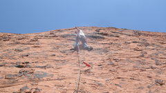Rock Climbing Photo: COOL EASY CLIMBING