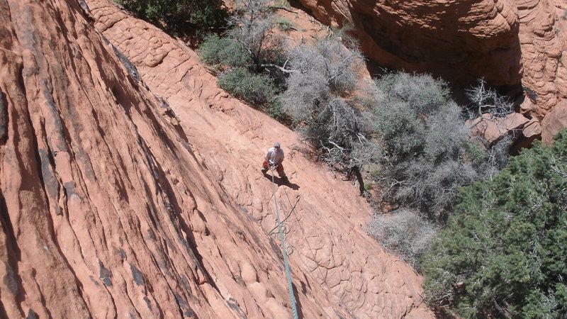 Rock Climbing Photo: BELAY
