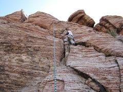 Rock Climbing Photo: viagra tower