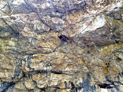 Rock Climbing Photo: Pumporama in the Arsenal, Rifle.