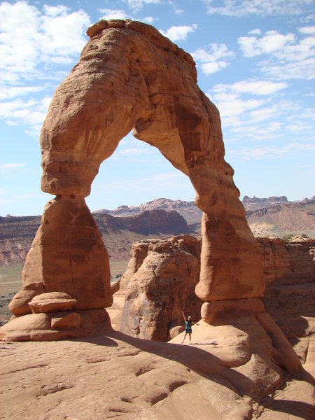 Moab and Arches National Park, Utah