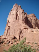 Rock Climbing Photo: That rock looks like it needs to be climbed - Moab...