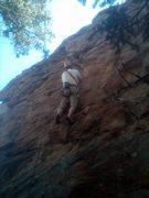 Rock Climbing Photo: A birthday Tap Dance.