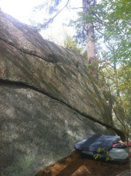 Rock Climbing Photo: Balancy Balls.