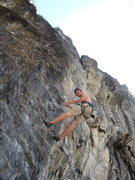 Rock Climbing Photo: My Fingers Locked Up! On THIS glorious climb? Your...
