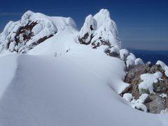 Rock Climbing Photo: Crater Rock