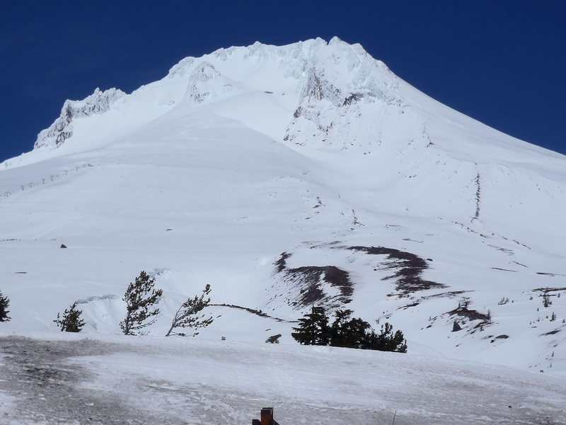 Mount Hood from Timberline Lodge area