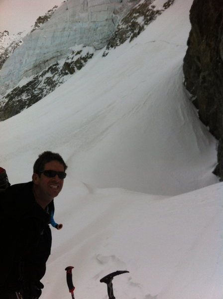Rock Climbing Photo: Just another huge block of Ice
