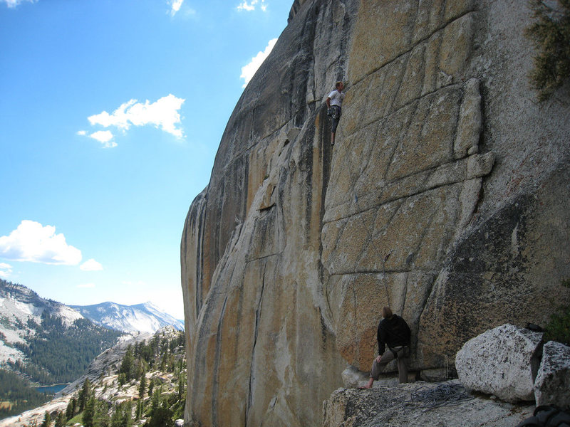 Rock Climbing Photo: credit: Anson