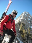 Rock Climbing Photo: going Alpine