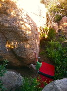 Rock Climbing Photo: Jens on Roaches.