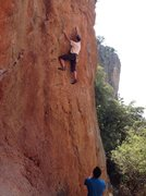 Rock Climbing Photo: Antalya