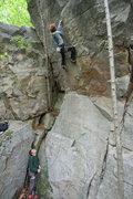 Rock Climbing Photo: Keller on Sex Weed.