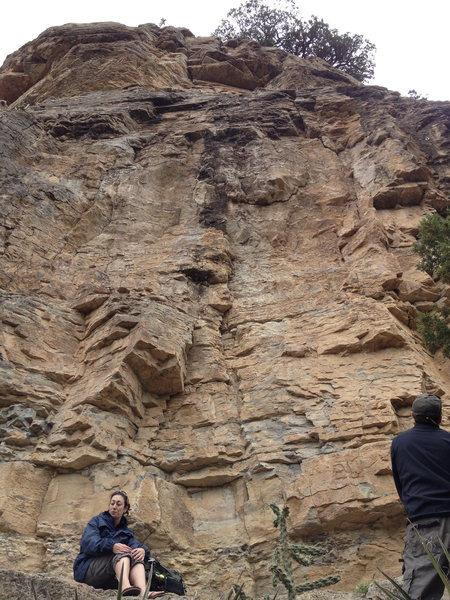 Left Cliff Rte 2,3,4