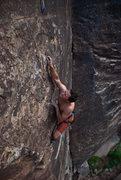 Rock Climbing Photo: Kyle Cherney on the Winsloner  Photo - Blake McCor...