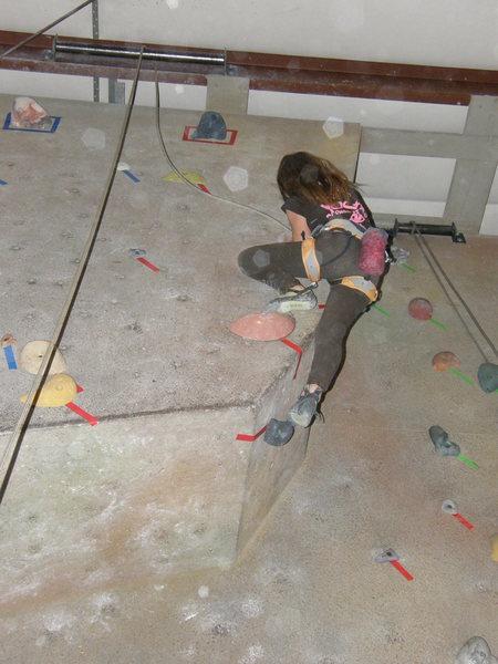 climbing comp