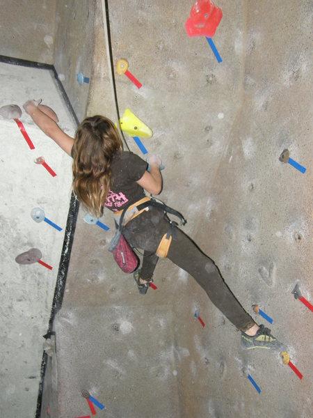 Rock Climbing Photo: climbing comp