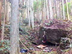Rock Climbing Photo: Pi-Chan