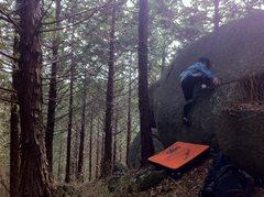 Rock Climbing Photo: Sneaker Slab