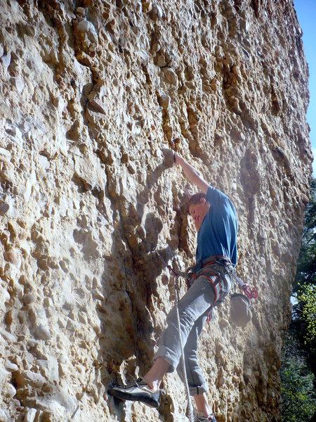 Rock Climbing Photo: 11d