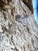 Rock Climbing Photo: levi on SS