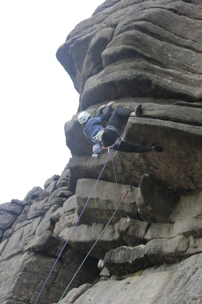 Rock Climbing Photo: Girt