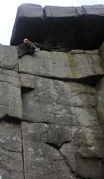 Rock Climbing Photo: grit