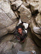 "Rock Climbing Photo: one of my Ethiopia ""guides"""