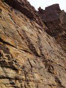 Rock Climbing Photo: Mill Creek
