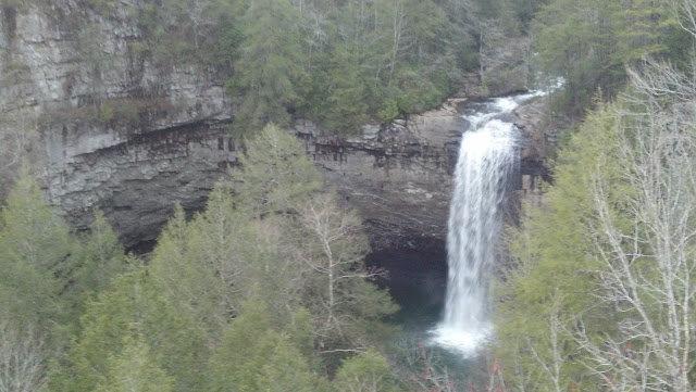 Rock Climbing Photo: Foster Falls April 2012.