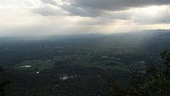 Rock Climbing Photo: Top of Mount Yonah.