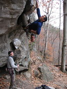 Rock Climbing Photo: Cereal Killer
