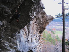 Rock Climbing Photo: Orangahang's scenic backdrop