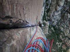 Rock Climbing Photo: DOWT