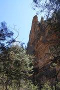 Rock Climbing Photo: WCC's Rostrum