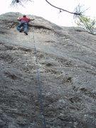 Rock Climbing Photo: Damn The Torpedoes
