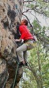 Rock Climbing Photo: super-balancy