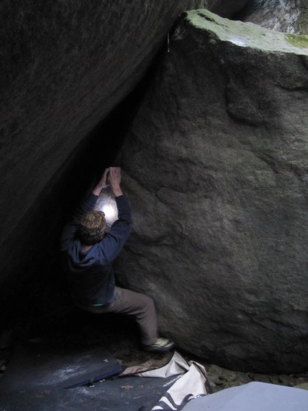 Rock Climbing Photo: CHL