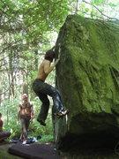 Rock Climbing Photo: SOF