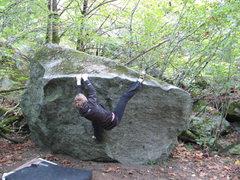 Rock Climbing Photo: HT