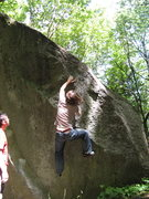 Rock Climbing Photo: PM