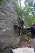 Rock Climbing Photo: FN