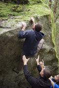 Rock Climbing Photo: G
