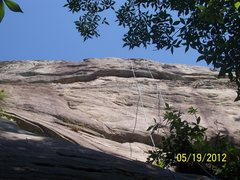 Rock Climbing Photo: good warm up climb, crux is not very protected on ...