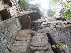 Rock Climbing Photo: the horn is fun
