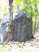 Rock Climbing Photo: Kondo-San's Crimp