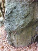 Rock Climbing Photo: Sugi Arete